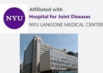 NYU Langone Medical Center - Hospital for Joint Diseases